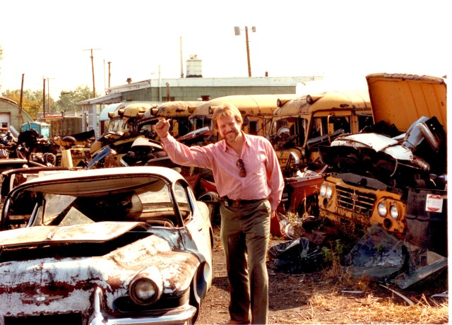 Joe - Great Warhoop Junkyard Find of 1988