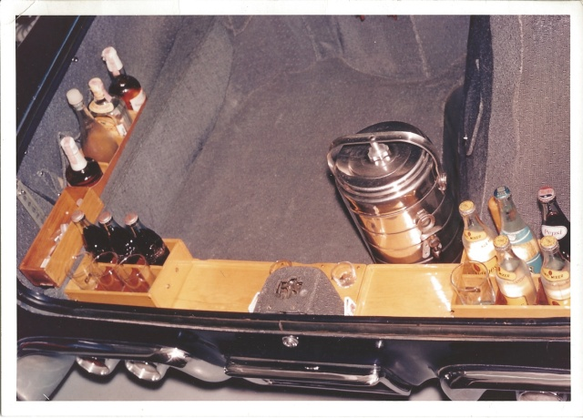 Bar in Trunk of 1958